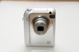 Fuji FinePix F610 #2