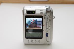 Fuji FinePix F610 #3