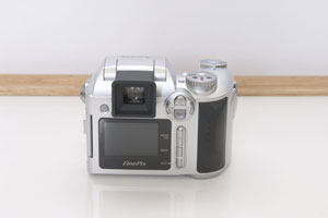 Fuji FinePix S3000 #2