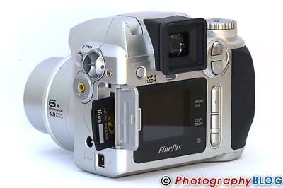 Fuji Finepix S3500