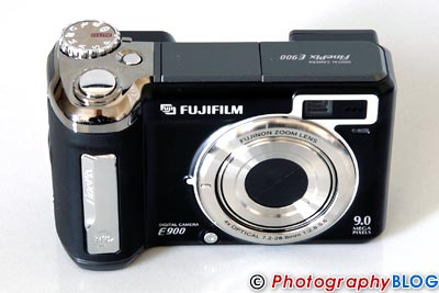 Fujifilm Finepix E900