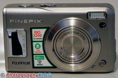 Fujifilm Finepix F31fd
