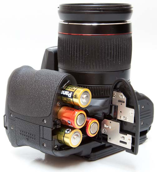 Fujifilm FinePix HS20