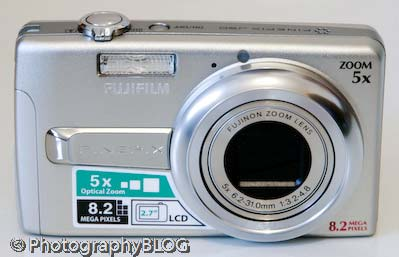 Fujifilm Finepix J50