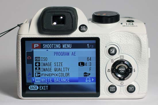 Fujifilm FinePix S4200