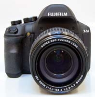 Fujifilm FinePix X-S1