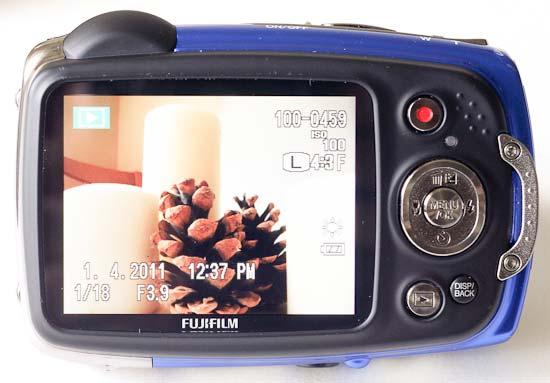 Fujifilm FinePix XP30