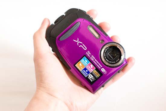 Fujifilm FinePix XP80