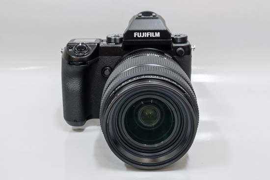 Fujifilm GF 32-64mm f4 R LM WR