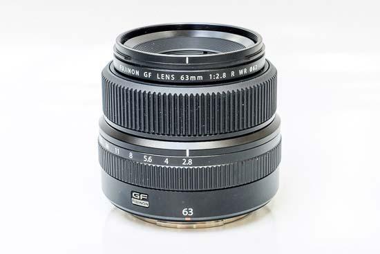 Fujifilm GF 63mm f2.8 R WR