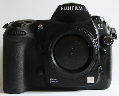 Fujifilm S5 Pro