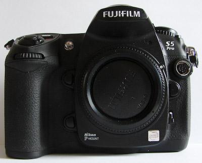 Fujifilm S5 Pro
