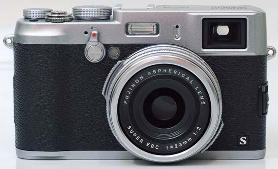 Fujifilm FinePix X100S