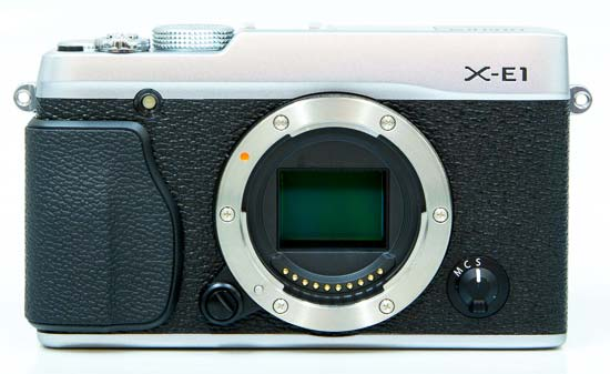 Fujifilm X-E1