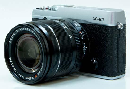 Fujifilm X-E1
