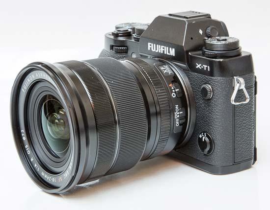 Fujifilm XF 14mm F2.8 R