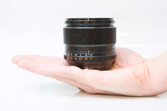 Fujifilm XF 56mm F1.2 R