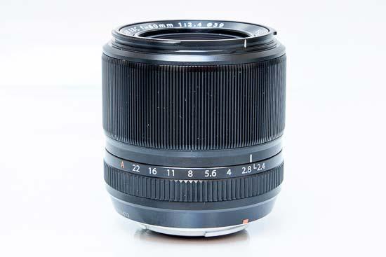 Fujifilm XF 60mm F2.4 R