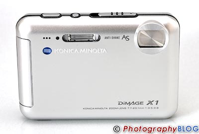 Konica Minolta DiMAGE X1