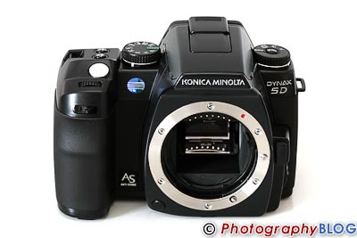 Konica Minolta Dynax 5D