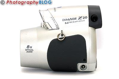 Konica Minolta DiMAGE Z20
