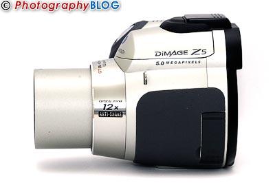 Konica Minolta DiMAGE Z5