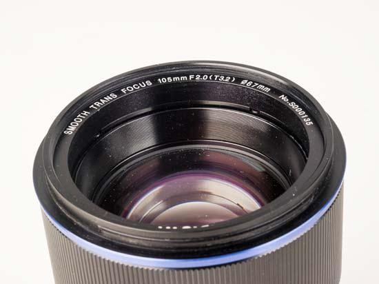 Laowa 105mm f/2 (T3.2) STF