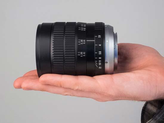 Laowa 60mm f/2.8 2X Ultra-Macro