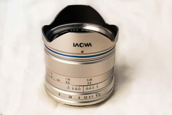 Laowa 7.5mm f/2 MFT