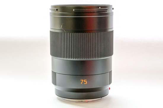 Leica APO-Summicron-SL 75mm f/2 ASPH