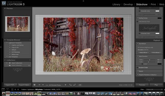 Lightroom 3