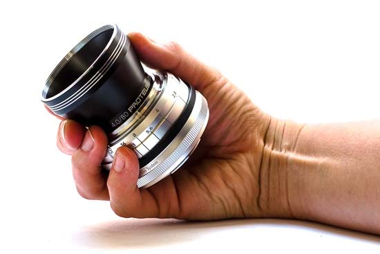 Neptune Convertible Art Lens System