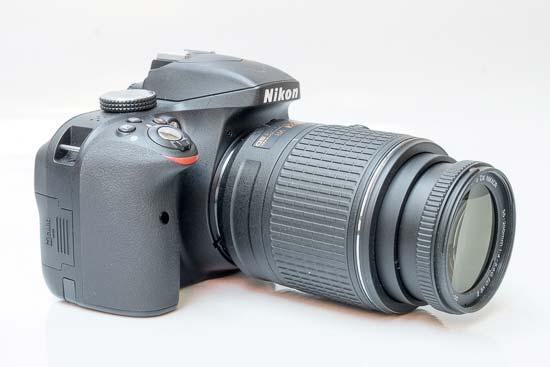 Nikon AF-S DX NIKKOR 55-200mm f/4-5.6G ED VR II