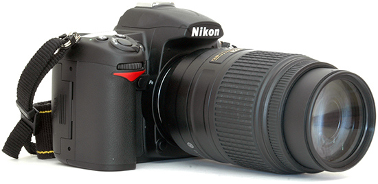 Nikon AF-S DX Nikkor 18-105mm f/3.5-5.6G ED VR 