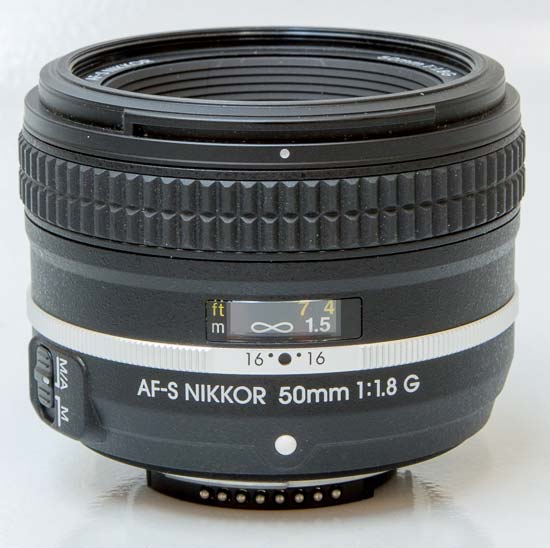 Nikon AF-S Nikkor 50mm f/1.8