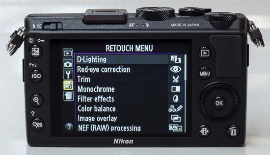 Nikon Coolpix A