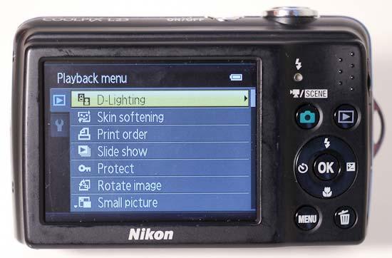 Nikon Coolpix L23