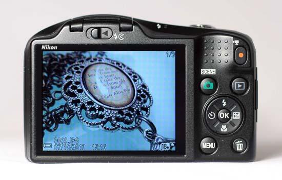 Nikon Coolpix L620