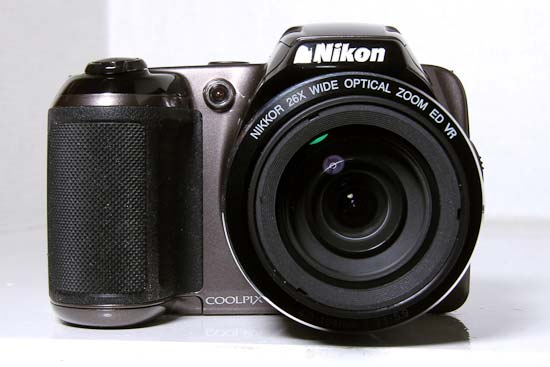Nikon Coolpix L810