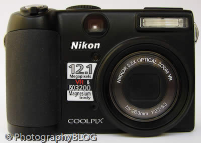 Nikon Coolpix P5100