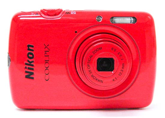 Nikon Coolpix S01