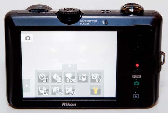 Nikon Coolpix S1100pj