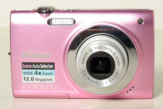 Nikon Coolpix S2500