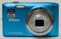 Nikon Coolpix S2700