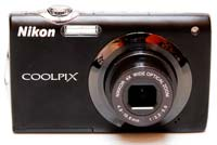 Nikon Coolpix S3000