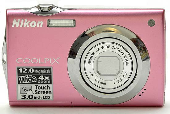Nikon Coolpix S4000