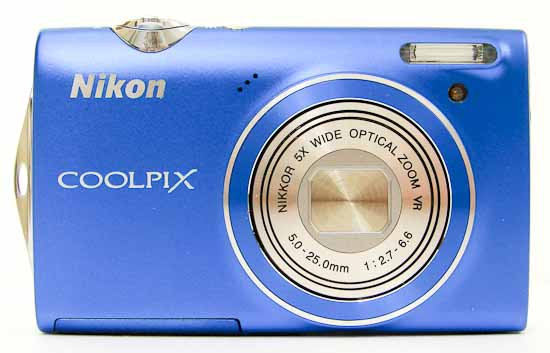 Nikon Coolpix S5100