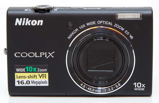 Nikon Coolpix S6200