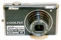 Nikon Coolpix S640