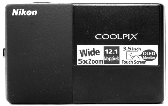 Nikon Coolpix S70